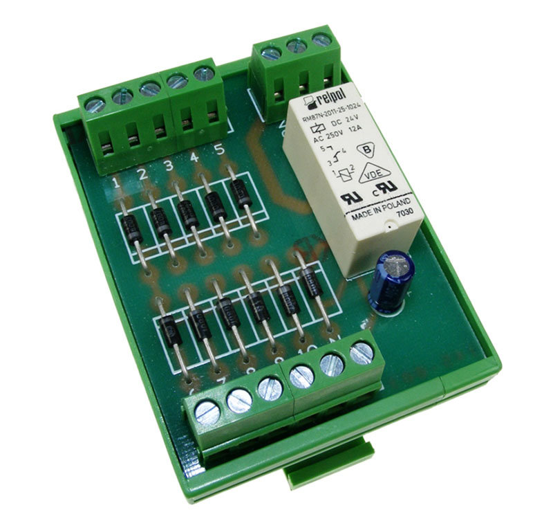 Relay Modules and IO Modules - Buy Online - EC Products UK