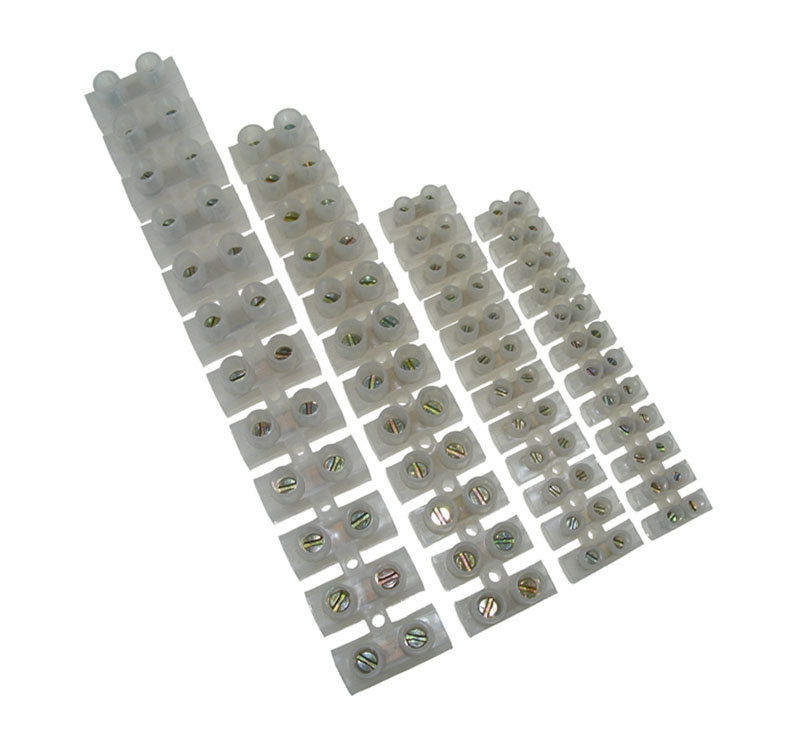 Electrical connector strip